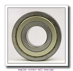 220 mm x 300 mm x 38 mm  NTN 7944DF angular contact ball bearings
