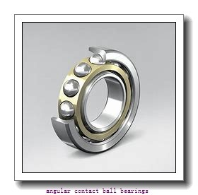 6 mm x 17 mm x 6 mm  SKF 706 CD/P4AH angular contact ball bearings