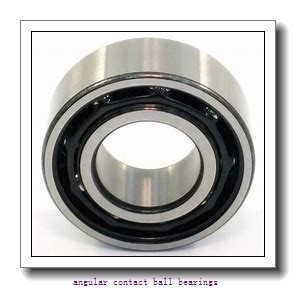 170 mm x 310 mm x 52 mm  FAG B7234-E-T-P4S angular contact ball bearings