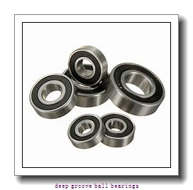 AST 6210 deep groove ball bearings