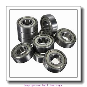 45 mm x 85 mm x 19 mm  NSK 6209N deep groove ball bearings