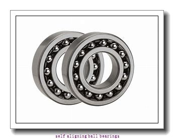 50 mm x 110 mm x 40 mm  ISO 2310-2RS self aligning ball bearings