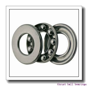 NACHI 52208 thrust ball bearings