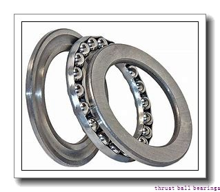 Toyana 54224U+U224 thrust ball bearings