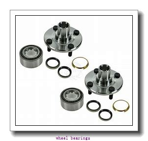 Toyana CX140 wheel bearings