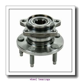 Toyana CX145 wheel bearings
