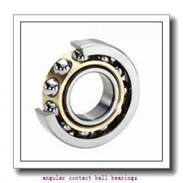 19 mm x 35 mm x 7 mm  NSK 19BSW05A angular contact ball bearings