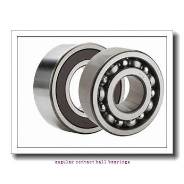 240 mm x 440 mm x 72 mm  KOYO 7248B angular contact ball bearings