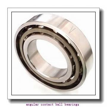 110 mm x 200 mm x 38 mm  SKF 7222 CD/HCP4A angular contact ball bearings