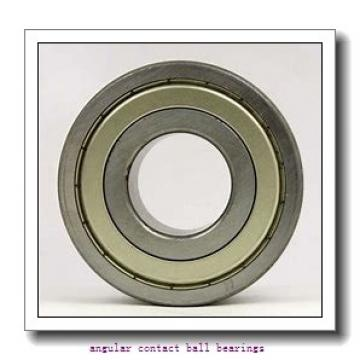 100 mm x 140 mm x 20 mm  NSK 7920 A5 angular contact ball bearings