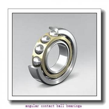 60 mm x 95 mm x 18 mm  NSK 60BNR10H angular contact ball bearings
