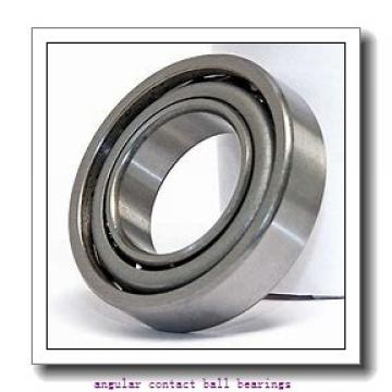 140 mm x 210 mm x 33 mm  NTN 5S-2LA-HSE028G/GNP42 angular contact ball bearings