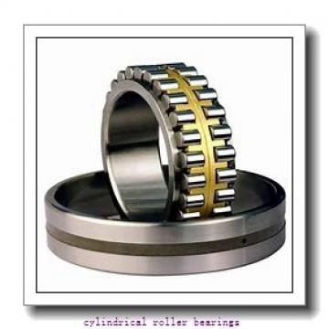 80 mm x 125 mm x 34 mm  SKF NCF3016CV cylindrical roller bearings
