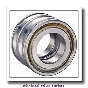 200 mm x 360 mm x 58 mm  NTN NF240 cylindrical roller bearings