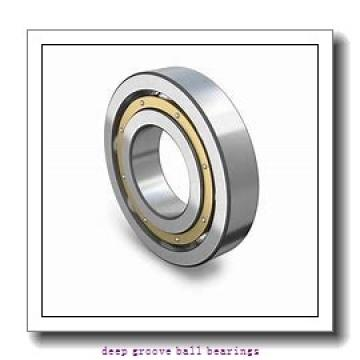 Toyana 61912-2RS deep groove ball bearings