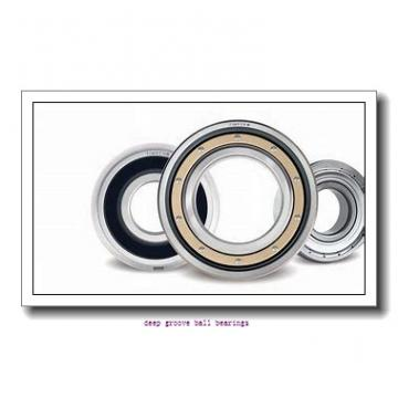 45,000 mm x 85,000 mm x 23,000 mm  SNR 4209A deep groove ball bearings