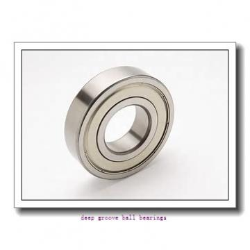 Toyana 61805-2RS deep groove ball bearings