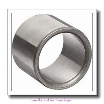 30 mm x 47 mm x 17 mm  IKO NA 4906 needle roller bearings