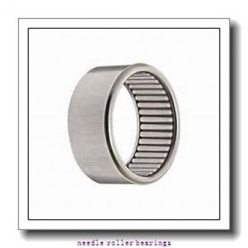 ISO RNA4909-2RS needle roller bearings