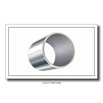 8 mm x 10,4 mm x 12 mm  ISO SIL 08 plain bearings