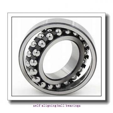 85 mm x 210 mm x 60 mm  SIGMA 1417 M self aligning ball bearings