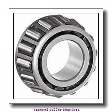 30 mm x 72 mm x 19 mm  NSK HR30306DJ tapered roller bearings