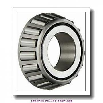 PFI 598A/592A tapered roller bearings