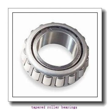 45 mm x 95 mm x 35 mm  KBC TR459536HL tapered roller bearings