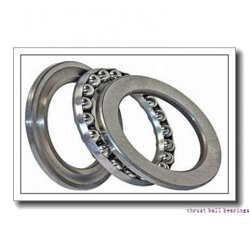 FBJ 51204 thrust ball bearings