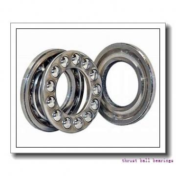 42 mm x 68 mm x 36 mm  FAG 234708-M-SP thrust ball bearings
