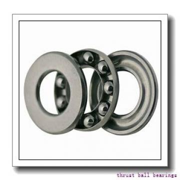 NACHI 53205 thrust ball bearings