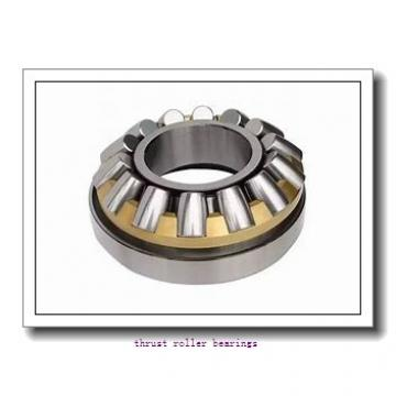 10 mm x 27 mm x 3.2 mm  SKF AXW 10 + AXK 1024 thrust roller bearings