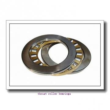 INA 81110-TV thrust roller bearings