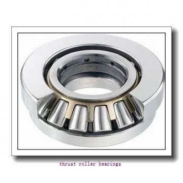 450 mm x 645 mm x 38 mm  ISB 350916 D thrust roller bearings