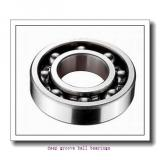 4 mm x 16 mm x 5 mm  NSK 634 deep groove ball bearings