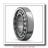50 mm x 90 mm x 23 mm  ISB 2210 TN9 self aligning ball bearings