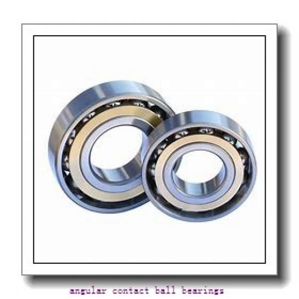 Toyana 7056 B angular contact ball bearings #1 image