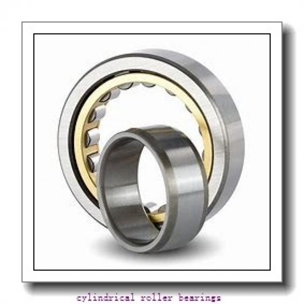 50 mm x 110 mm x 27 mm  NSK NF 310 cylindrical roller bearings #1 image