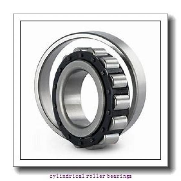 85 mm x 180 mm x 60 mm  ISO NU2317 cylindrical roller bearings #2 image