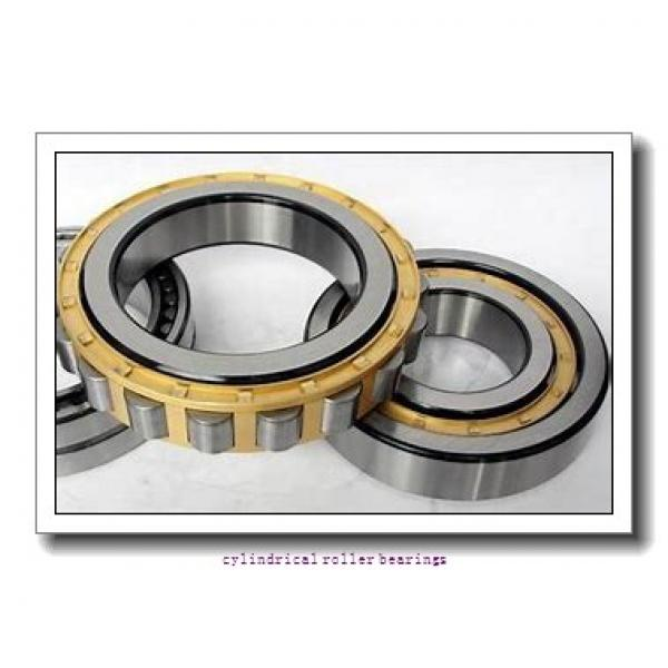 50 mm x 110 mm x 27 mm  NSK NF 310 cylindrical roller bearings #2 image