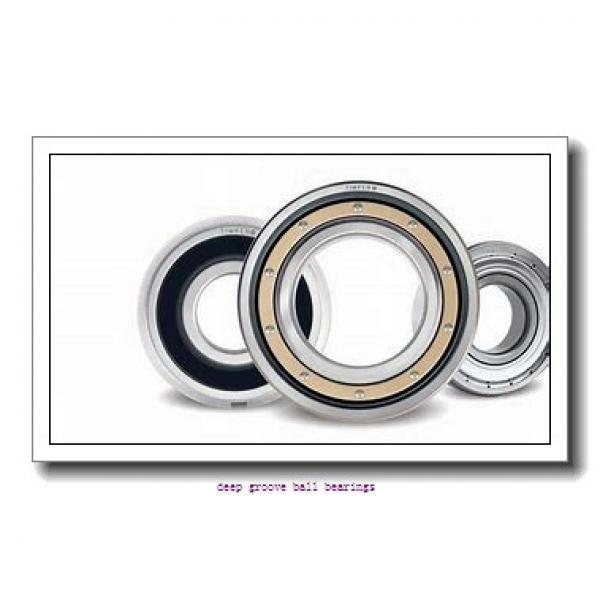 40 mm x 62 mm x 12 mm  NSK 6908DDU deep groove ball bearings #2 image