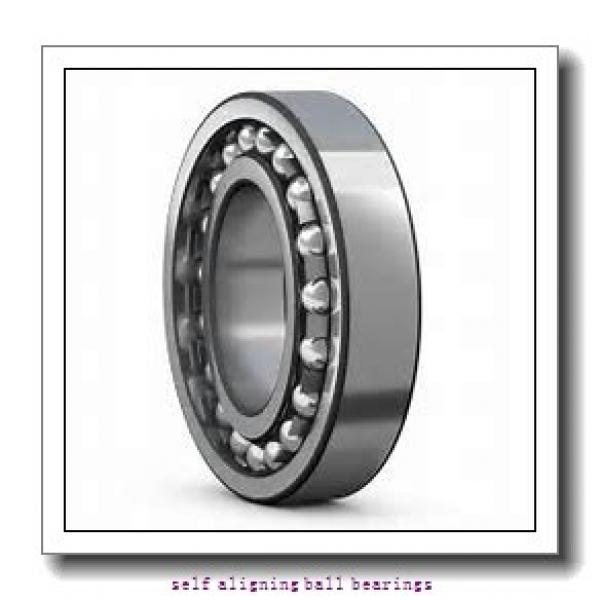 15 mm x 42 mm x 13 mm  NTN 1302S self aligning ball bearings #3 image