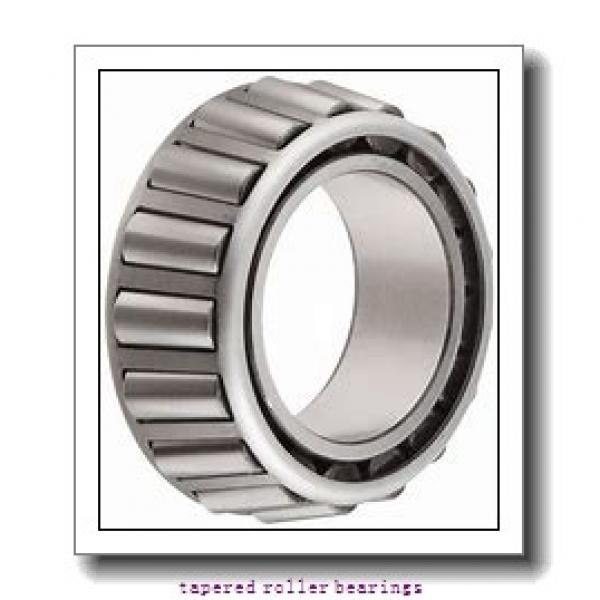 80,962 mm x 136,525 mm x 29,769 mm  NSK 496/493 tapered roller bearings #1 image