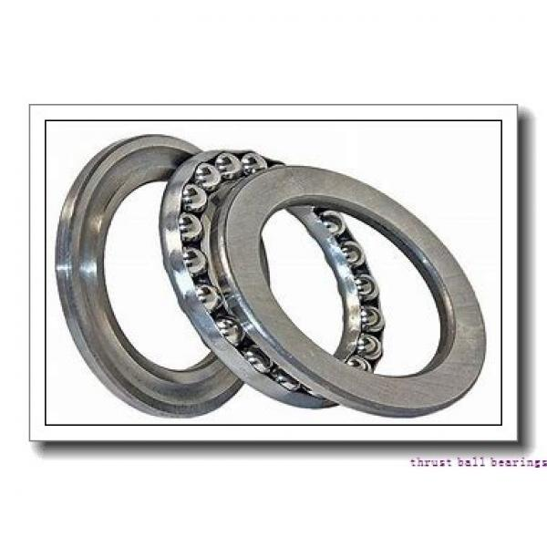 NACHI 53216U thrust ball bearings #2 image
